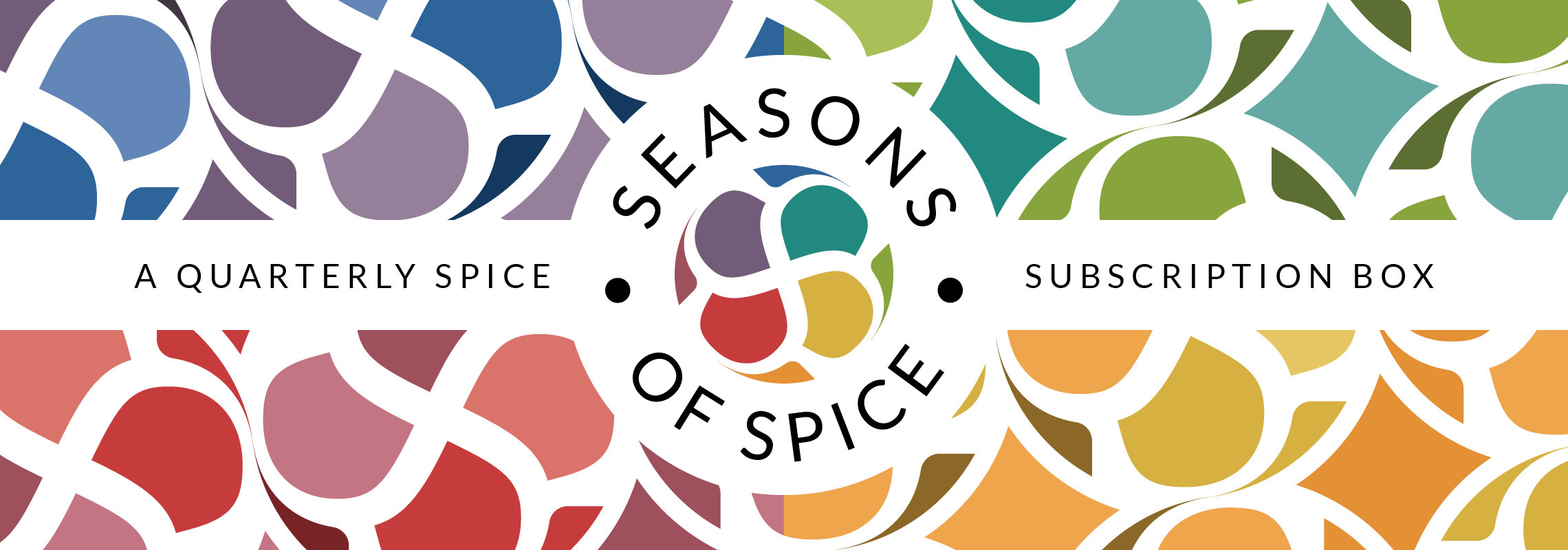Seasons of Spice: A Quarterly Spice Subscription Box