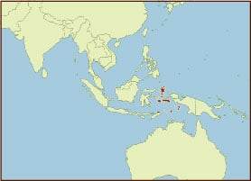 Spice Map - Spice Islands